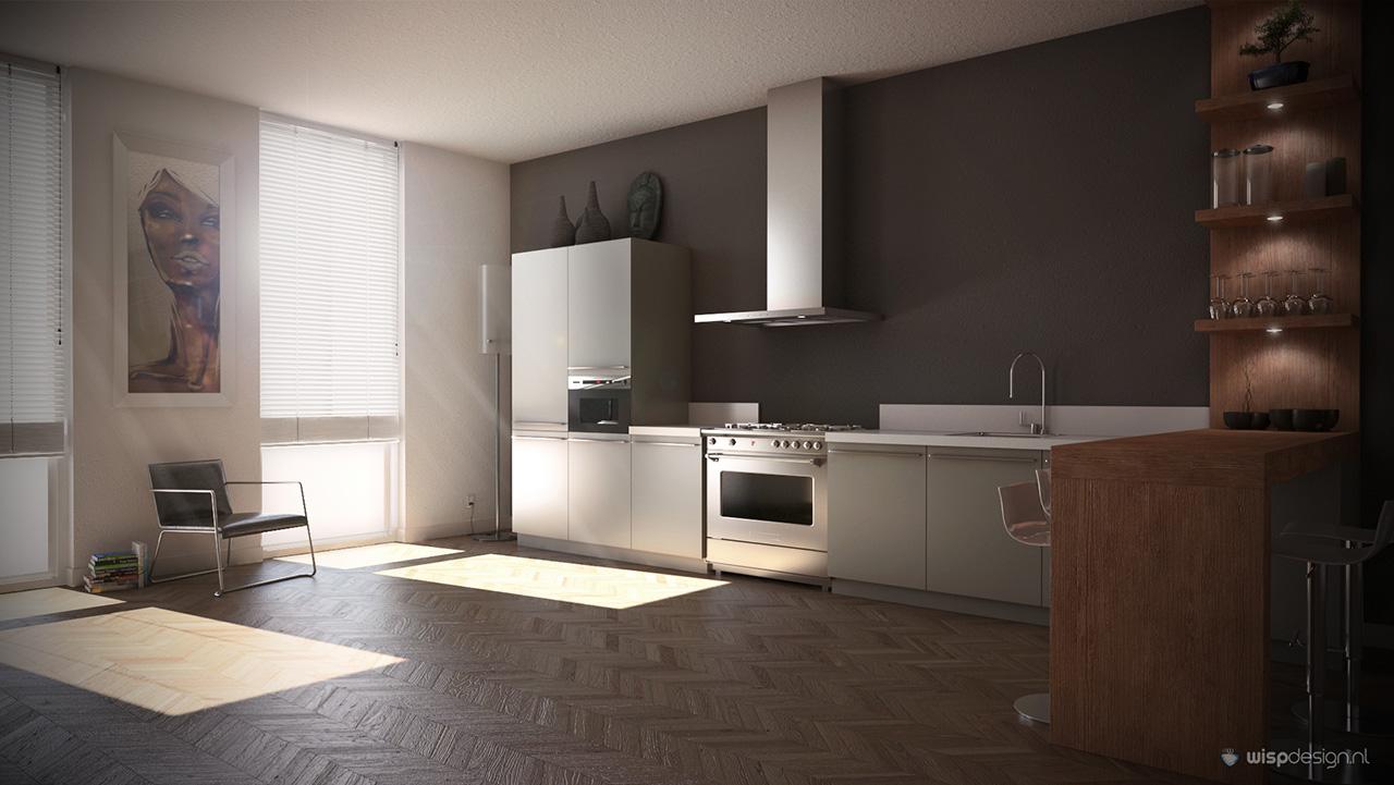 3d keuken om geschreven door kristien arne d keuken for 3d interieur ontwerpen gratis