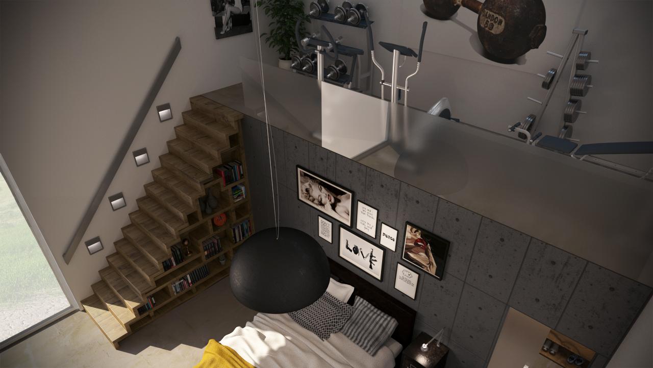 3d visualisatie interieur slaapkamer wisp design high for Interieur design software