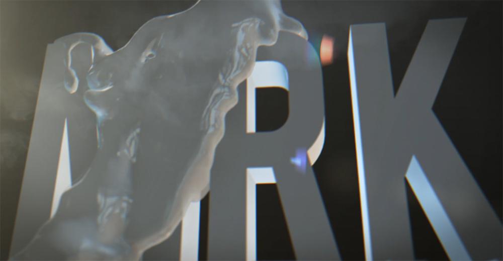 Realflow vloeibare simulatie