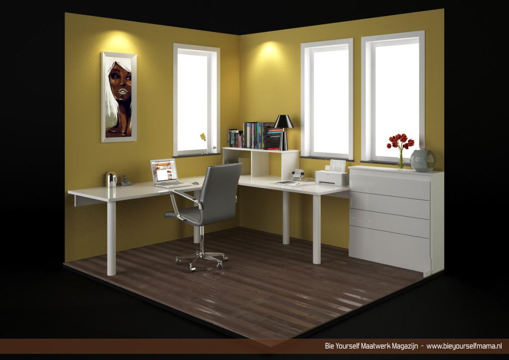 3D meubel visualisatie