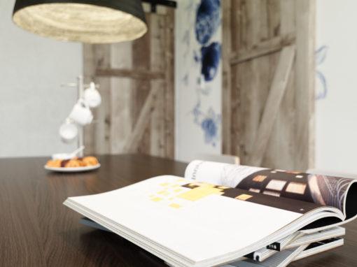 3D Visuals Bed & Breakfast Keuken 2